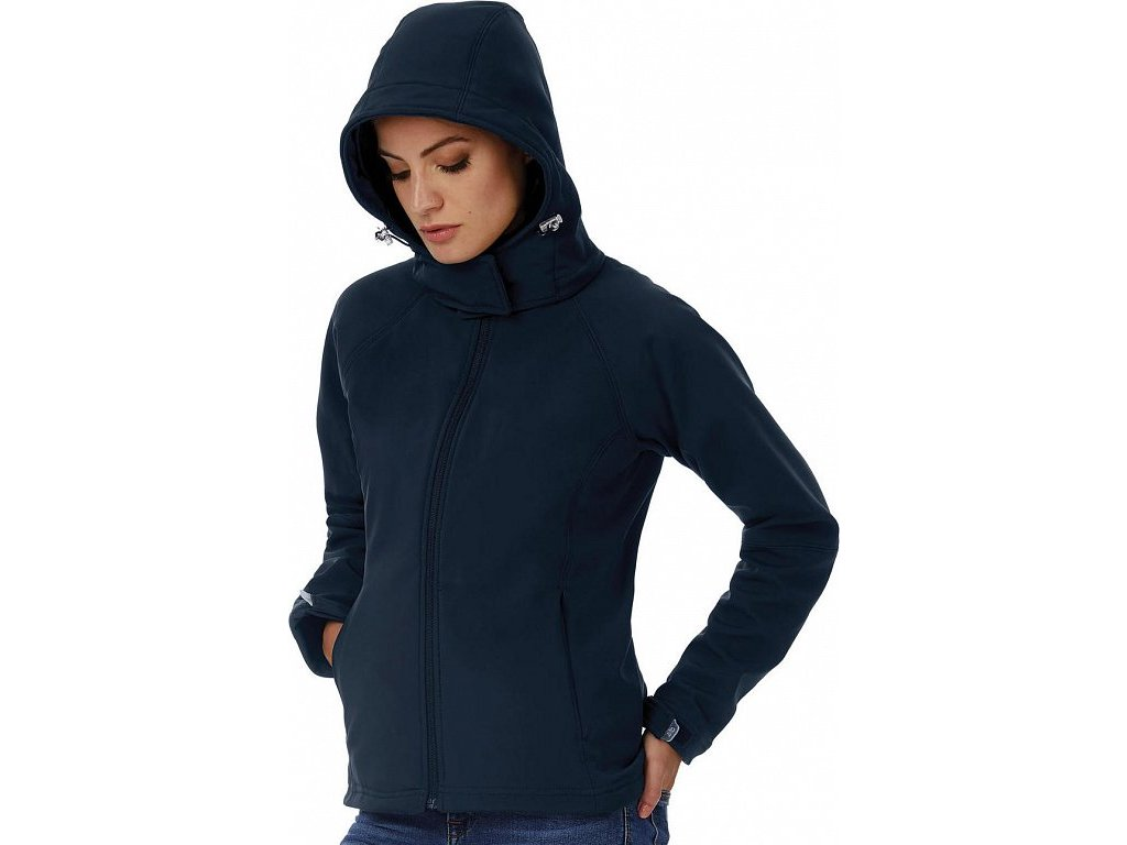 Dámski Hooded Softshell/women