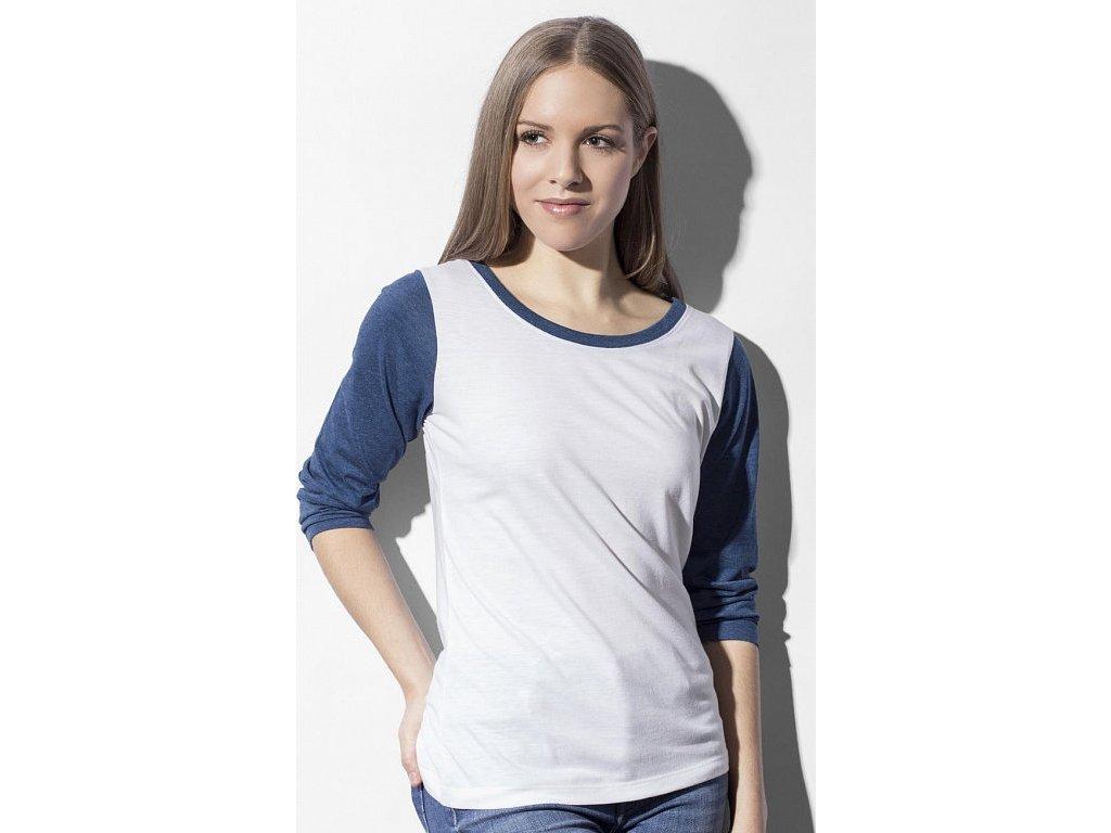 Dámske basebalové tričko Jessica