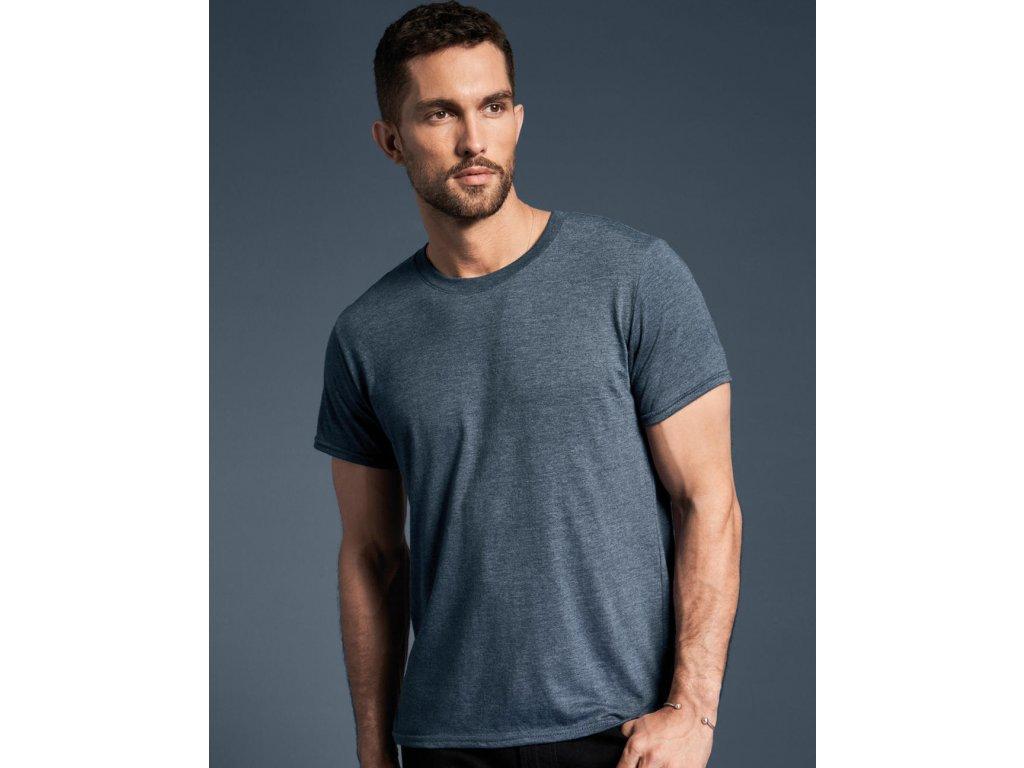 Pánske tričko Tri-Blend