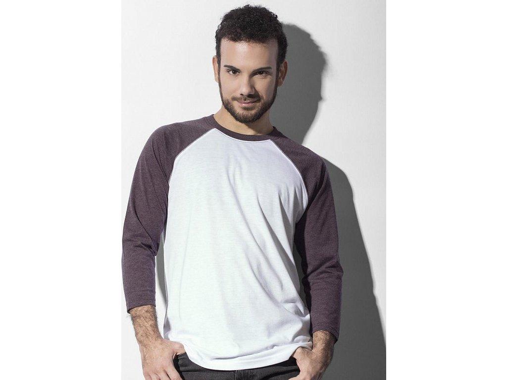 Unisex basebalové tričko Jesse