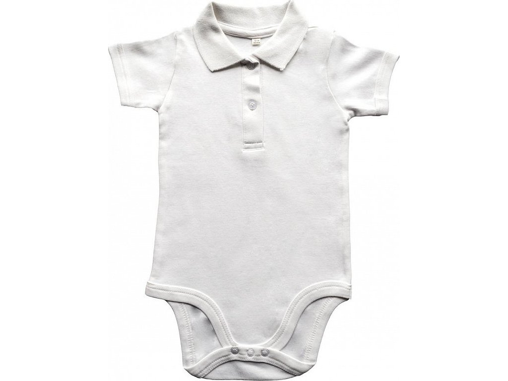 Body Polo pre bábätká z organickej bavlny