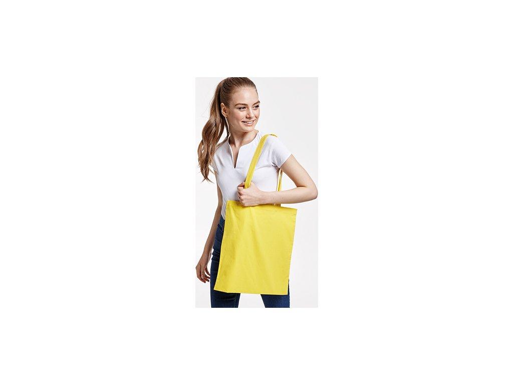 Bavlnená nákupná taška MOUNTAIN, viac farieb