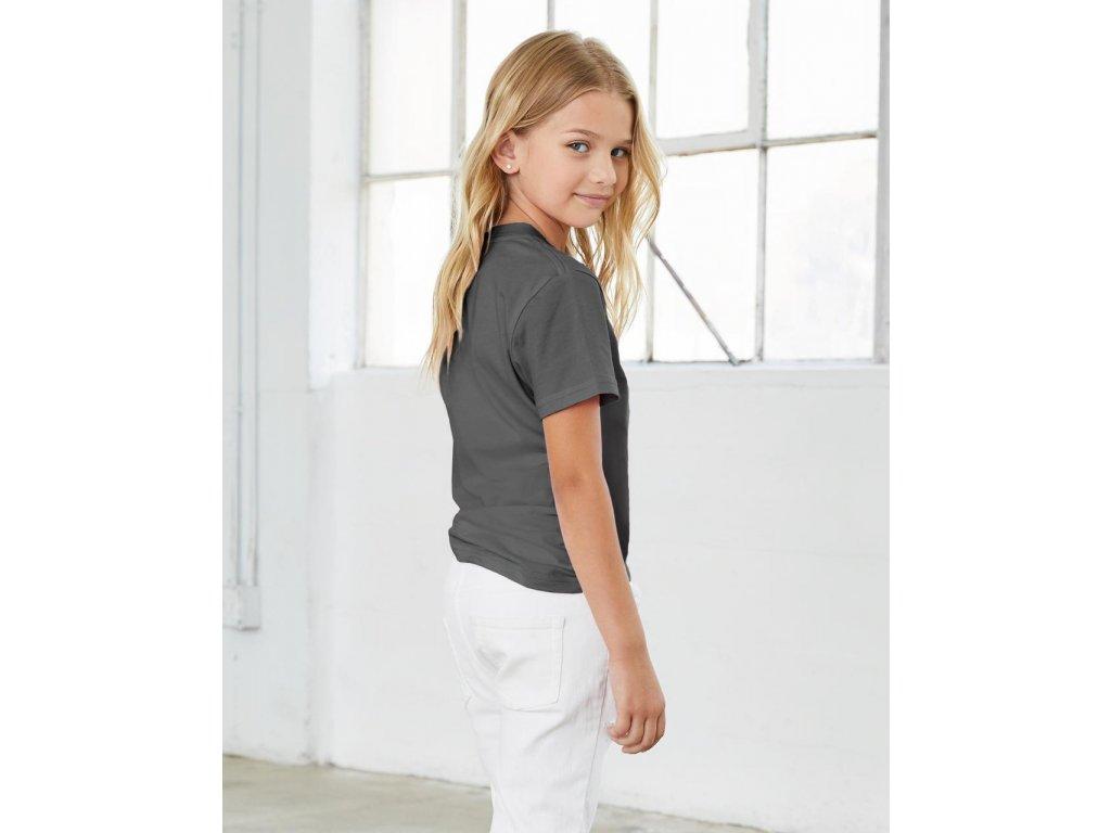 Detské tričko s krátkymi rukávmi