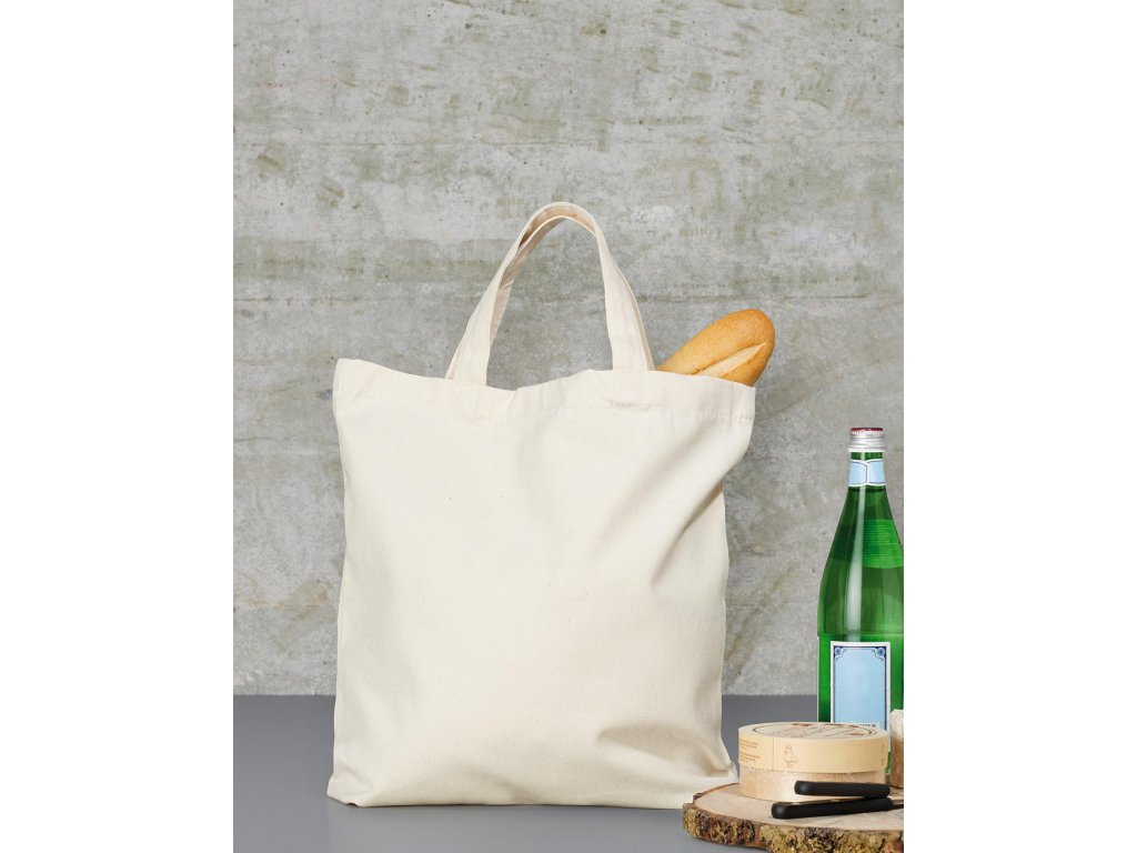 Klasická plátená taška SH