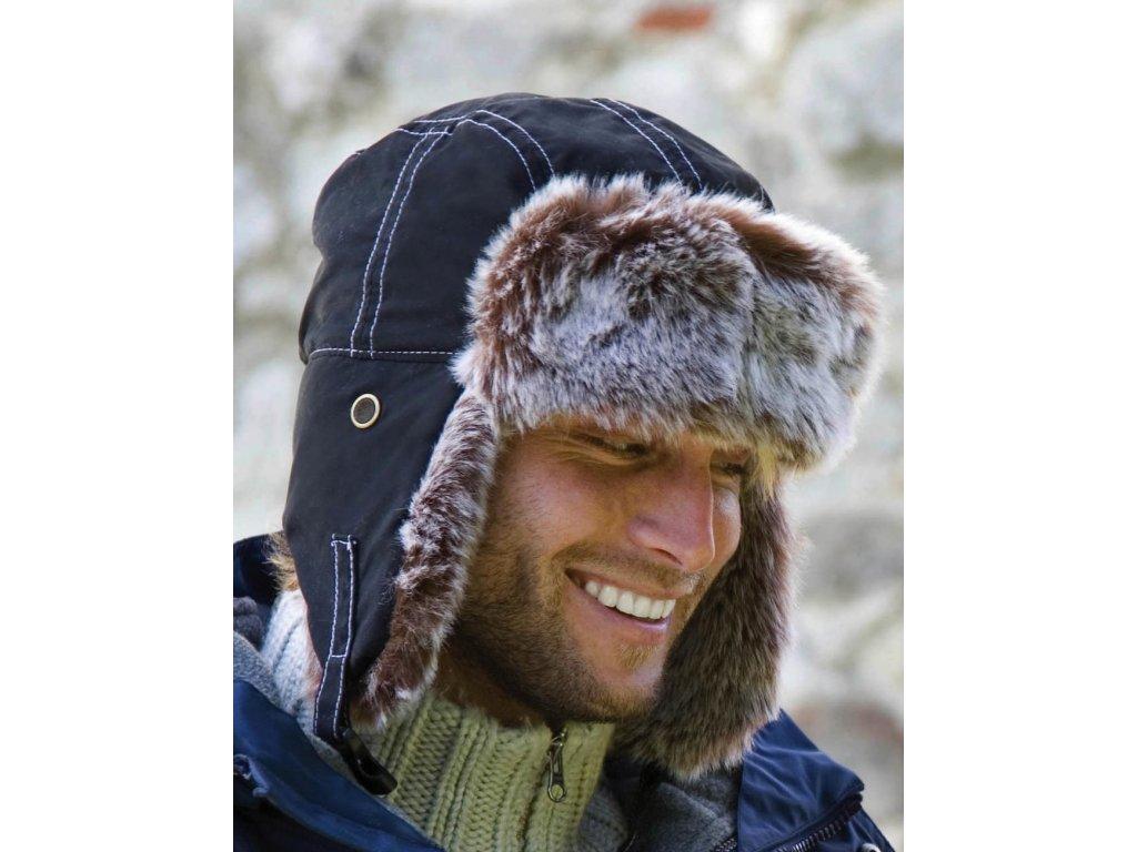 Zimná čiapka Sherpa <P/>