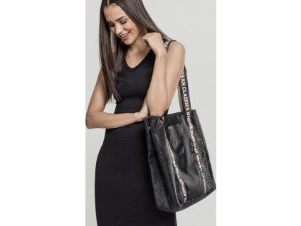 Kabelka Big Mesh Shopper With Bag In Bag