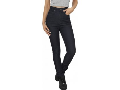 Ladies High Waist Denim Skinny Pants