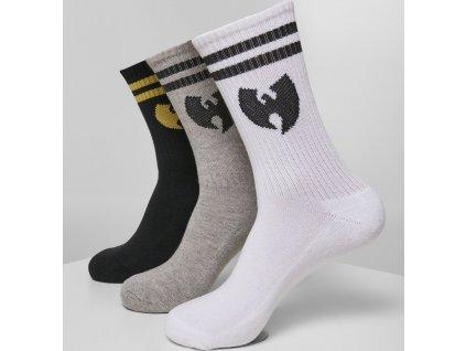 Wu Wear Socks 3-Pack
