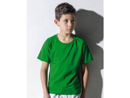 Frog Detské obľúbené organické tričko