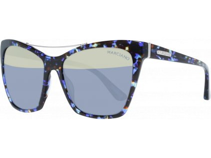 Guess by Marciano Sunglasses GM0753 92B 57