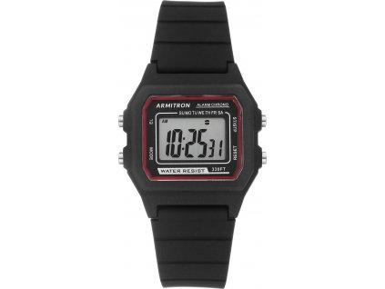 Armitron Watch 40/8447BLK
