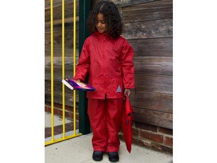 Detské oblečenie do zlého počasia