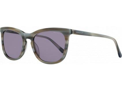Dámske slnečné okuliare Gant Sunglasses GA8070 63A 52