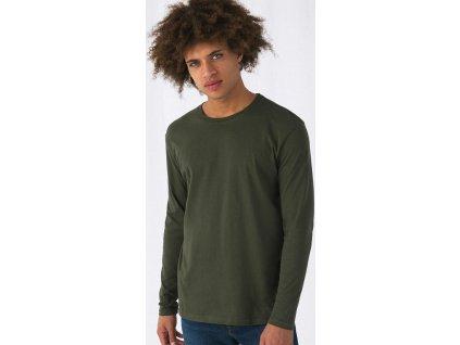 Tričko s dlhými rukávmi #E150