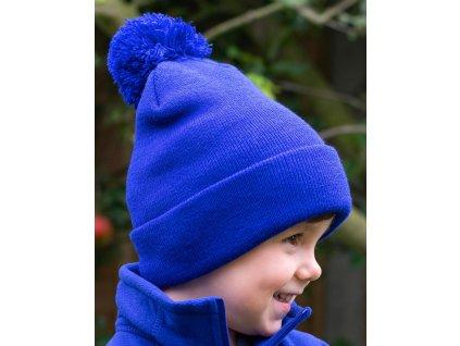 Detská čiapka Junior Pom Pom Beanie