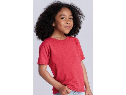 Detské tričko Heavy Cotton