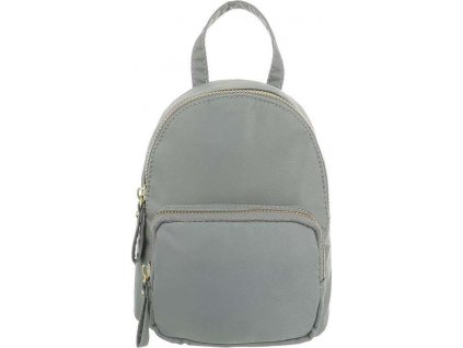 Dámsky ruksak šedý