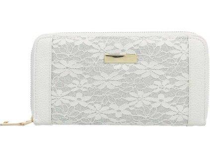 Dámska peňaženka biela