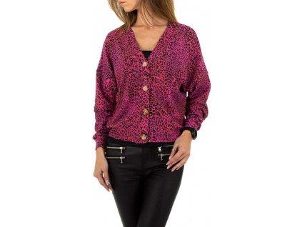 Dámsky sveter ružový