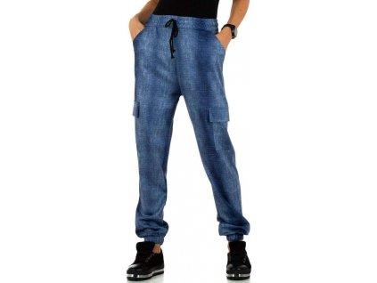 Dámske nohavice modré