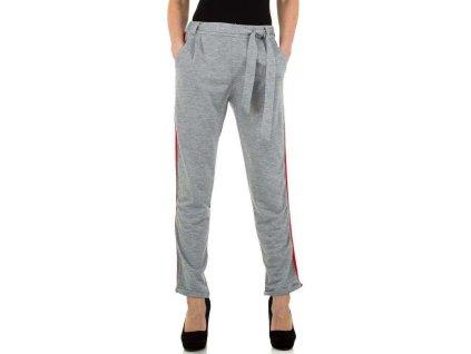 Dámske nohavice šedé