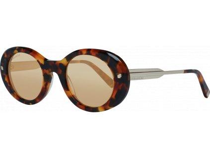 Dámske slnečné okuliare Dsquared2 Sunglasses DQ0325 53G 48