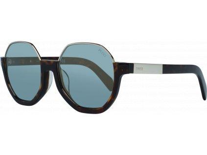 Dámske slnečné okuliare Emilio Pucci Sunglasses EP0089 52X 55