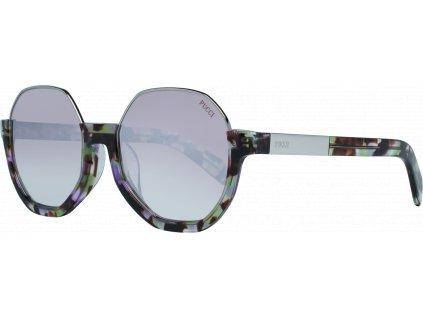 Dámske slnečné okuliare Emilio Pucci Sunglasses EP0089 55Z 55