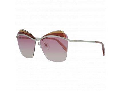 Dámske slnečné okuliare Emilio Pucci Sunglasses EP0113 28T 61