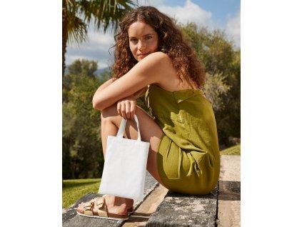 Bavlnená nákupná taška pre život Party
