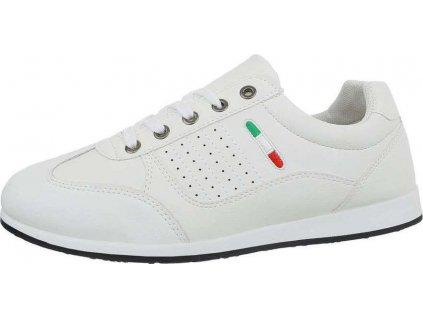 Pánske tenisky biele