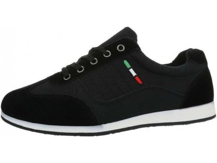 Pánske tenisky čierne