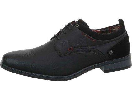 Pánske topánky čierne