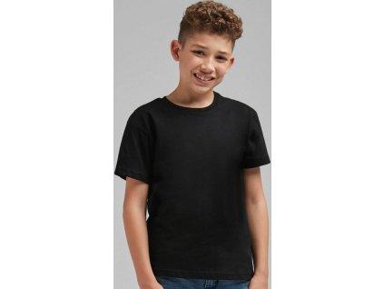 Dokonale potlačiteľné detské tričko bez štítku