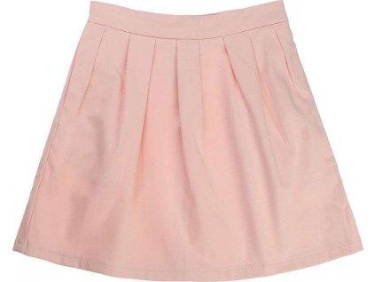 Dievčenská sukňa ružová