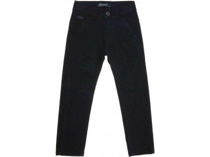 Chlapčenské nohavice tmavomodré