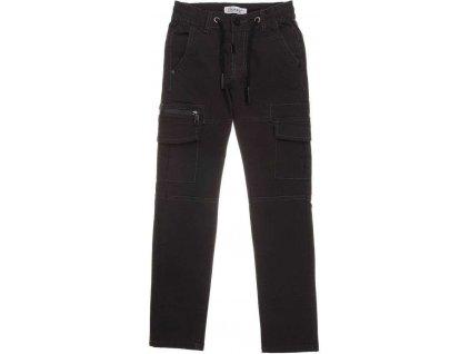 Chlapčenské nohavice khaki