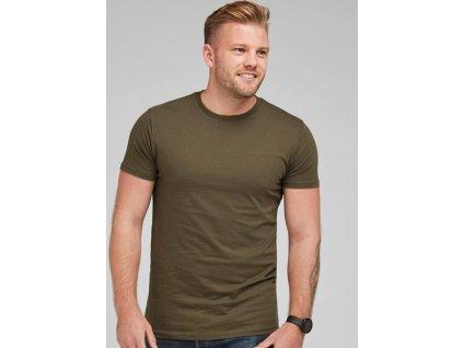 Dokonale potlačiteľné tričko bez štítku