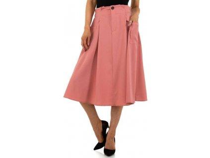 Dámska sukňa ružová