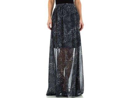 Dámska sukňa šedá