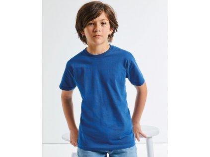 Detské priliehavé tričko