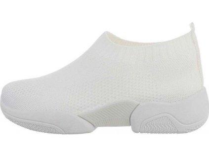 Dámske topánky biele