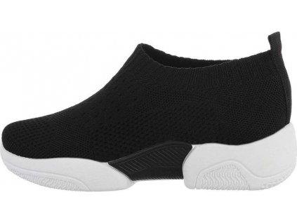 Dámske topánky čierne