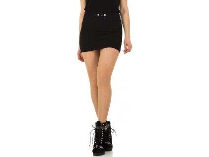 Dámska sukňa čierna