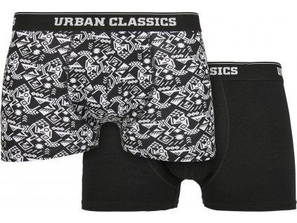Balíček pánskych boxeriek 2 kusy Organic Boxer Shorts 2-Pack