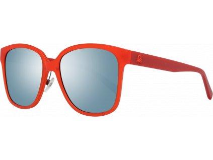 Dámske slnečné okuliare Benetton Sunglasses BE5007 202 56
