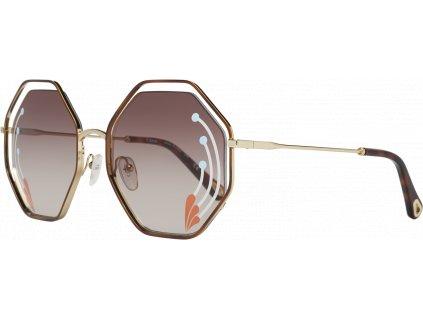Dámske slnečné okuliare Chloe Sunglasses CE132SRI 258 58