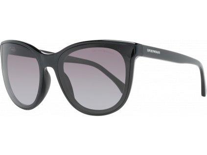 Dámske slnečné okuliare Emporio Armani Sunglasses EA4125F 50018G 61