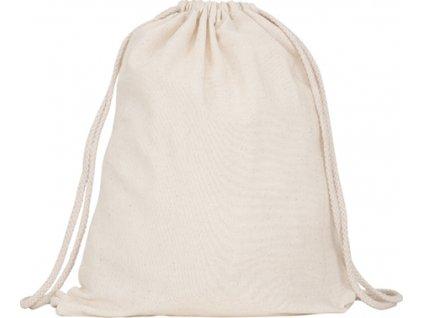 Bavlnený šnúrkový ruksak MIRLO
