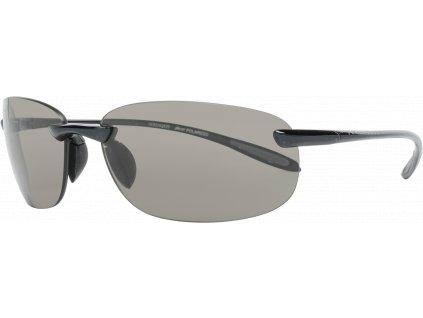 Pánske okuliare Serengeti Sunglasses 7318 Nuvino 65 Shiny Black